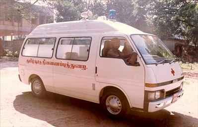 Emergency services in Kacnheepuram