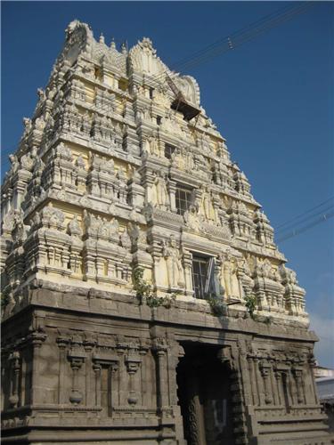 Vishnu Temples in Kanchipuram