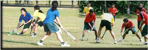Hockey in Kanpur