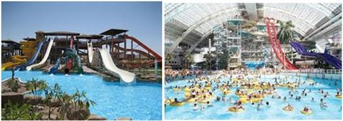 Water Park in Kanpur