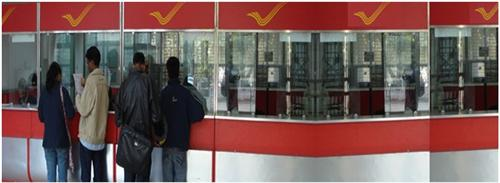 Post Office in Kanpur