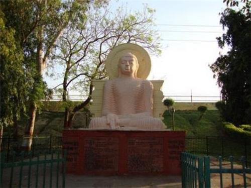 Gautam Buddha Park Kanpur Location