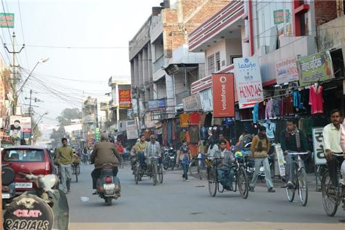 Leather Market Kanpur