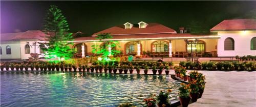 Resorts in and around Kanpur
