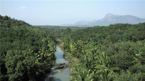 Best places for backpacking in Karnataka