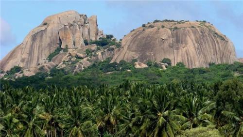 Backpacking in Karnataka