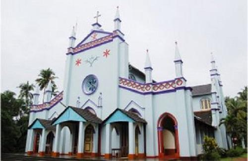St. Andrew's Church, Hospet