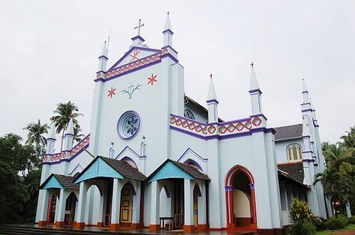 St Andrews Church in Hospet