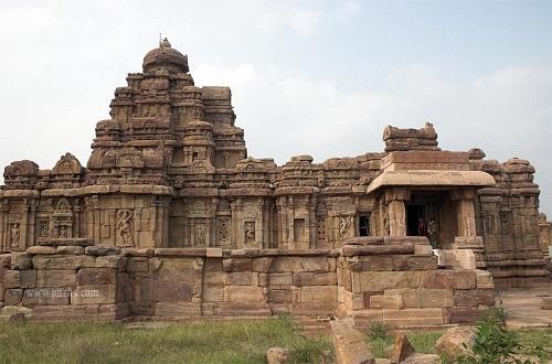 Virupaksha Temple in Hospet