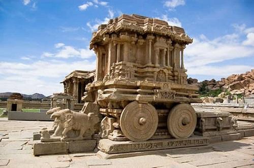 Vithala Temple in Hospet