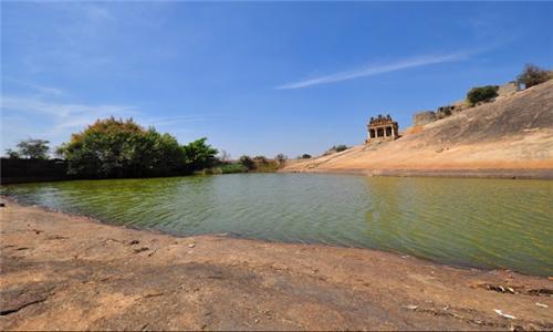 Channarayana Fort in Tumkur