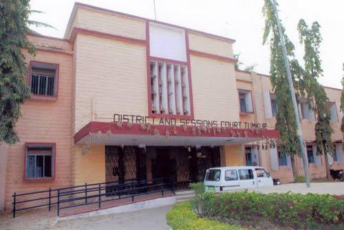 District and Sessions Court in Tumkur