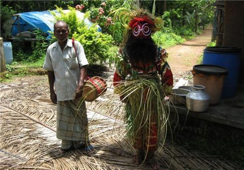 Aati Kalenja Dance in Udupi