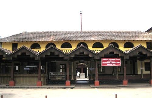 Ambalpady Village
