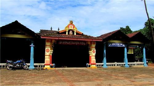 Guddattu Vinayaka Temple near Udupi