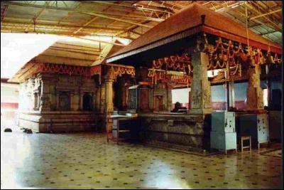 Kadiyali Mahishamardini Temple