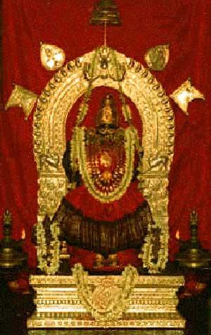 Kadiyali Mahishamardini Temple near Udupi