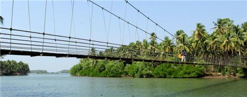 Kemmannu Bridge near Udupi