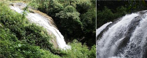 Mala Joyisaragundi Waterfalls near Udupi