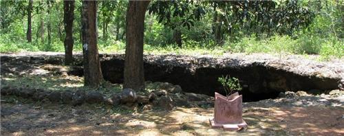 Suparsha Cave in Udupi