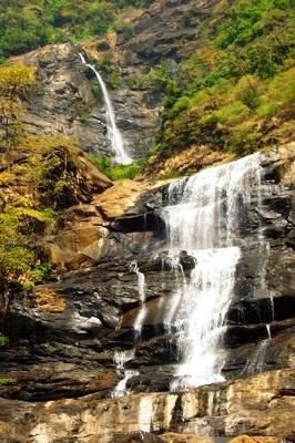 Koosalli waterfalls near Udupi