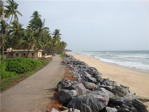 Mattu Beach near Udupi