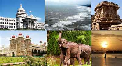 Famous places to visit in Karnataka