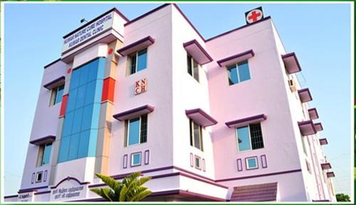 Healthcare in Karur