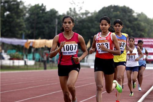 Athletics in Kerala