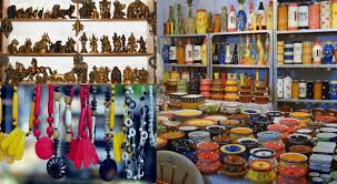 shopping in Kottayam