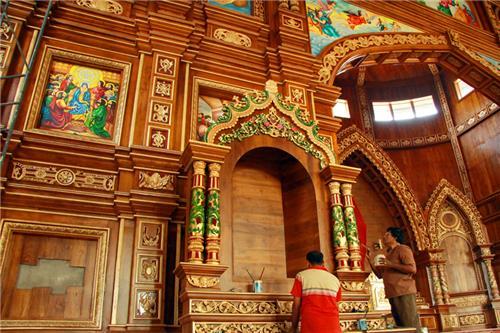 St Thomas Church Kerala