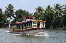 Travelling by Water in Kerala