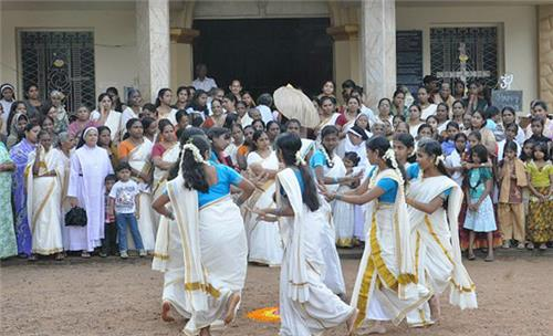 Culture in Angamaly