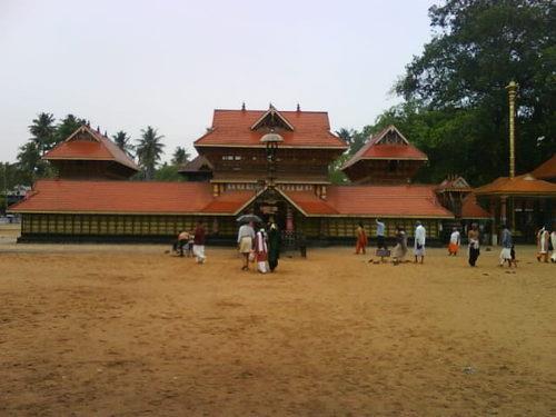 Sarkara Devi Temple in Chirayinkeezhu