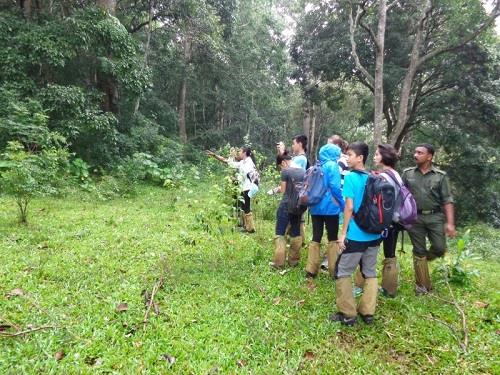 Periyar National Park and Wildlife Sanctuary Guided Walk