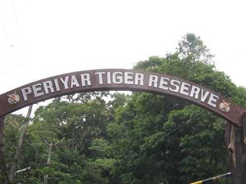 Periyar Tiger Reserve Thekkady