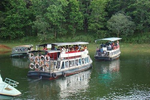 Periyar National Park and Wildlife Sanctuary Boat Rides