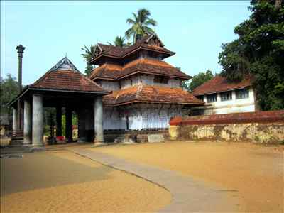 Thiruvanchikulam Mahadev Temple in Kodungallur