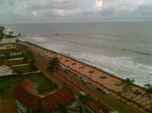 Munderi to Kozhikode