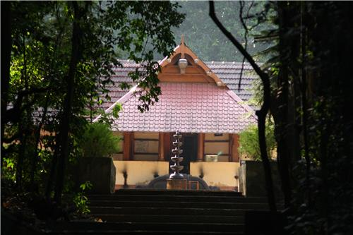 Prominent places of tourism in Perumbavoor