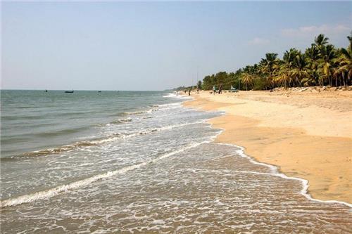 Silent Beach in Vadakara