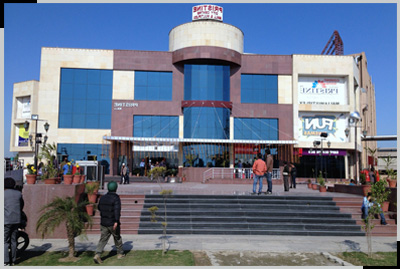 How to reach Pristine Mall in Khanna