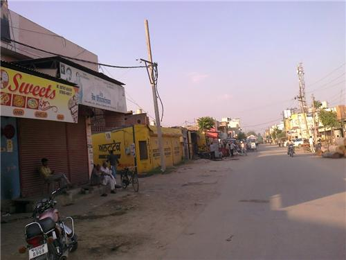 Market Area in Khanna