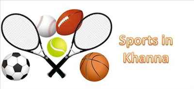Sports in Khanna