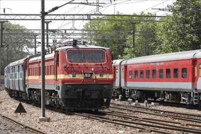 Railways in Khanna