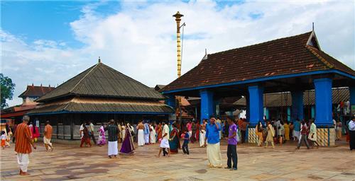 Chottanikkara Temple Address