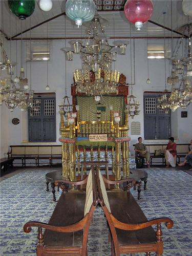Jewish Synagogue Contact