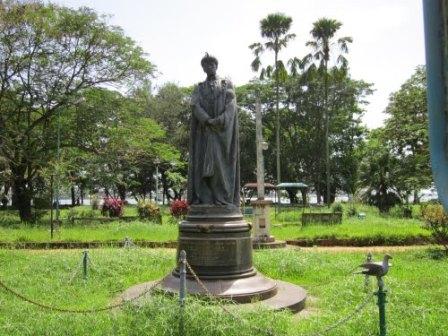Legend Behind Park Avenue in Kochi
