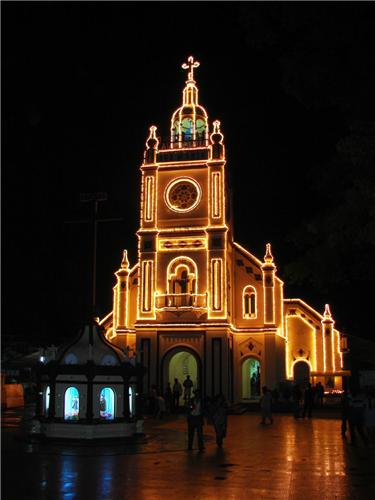 How to Reach Vallarpadam Basilica in Kochi