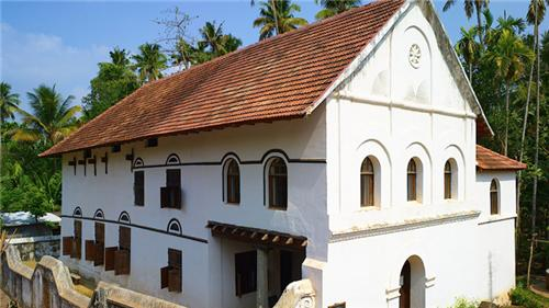 Chennamangalam Synagogue Address